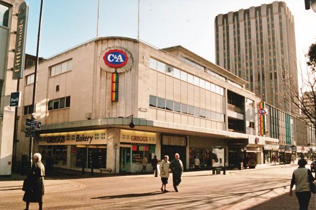 Bristol MF9901442 1999