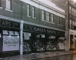 Green Shops Hounslow