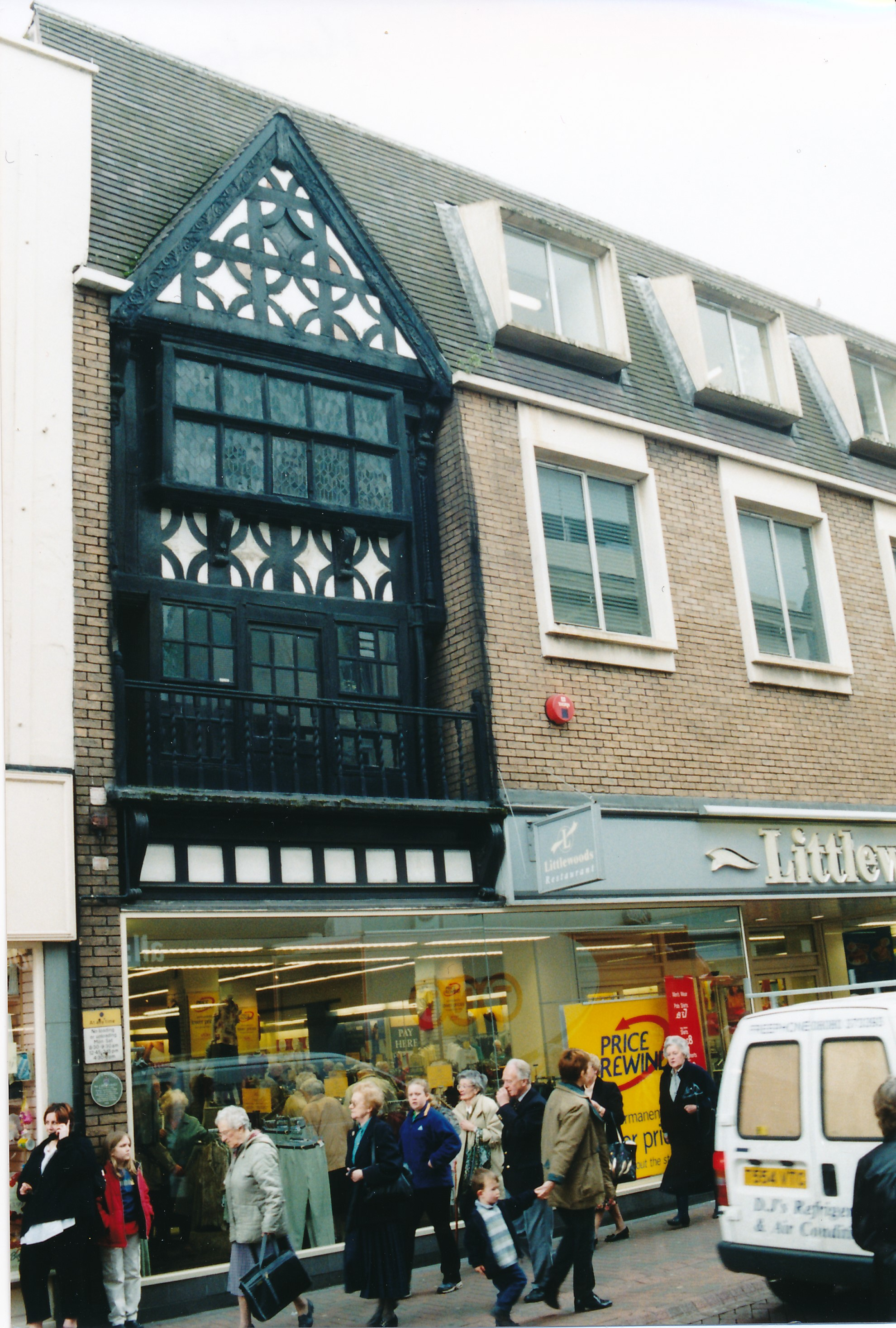 Remembering Littlewoods Stores Building Our Past