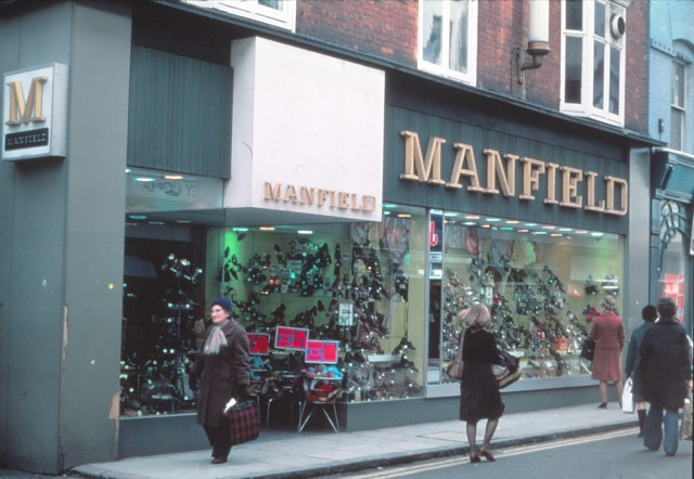 22 Market St Cambridge 1977