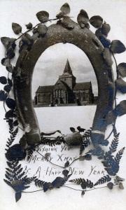 Dornoch Xmas Card