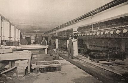 Battery Dept 1907