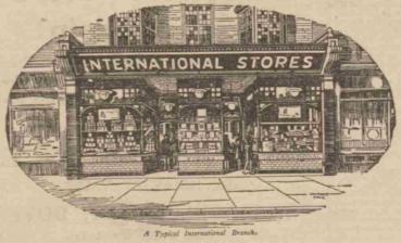 Newspaper Advert 1928